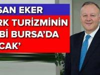 Turizm sektörü Bursa Zirvesi'ndebuluşuyor