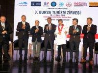 Turizmde birlik ateşi Bursa'da yakıldı