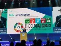 """""""Dünya Süt Zirvesi"""" Güney Kore'de yapıldı"""