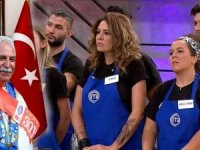 Master Chef programına aşçılardan protesto