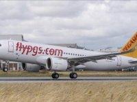 Pegasus, İSG'den Riyad,Manchester, Trabzon'dan Amman'a uçuyor