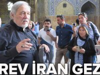 TUREV İran kültür turizmini tanıtıyor