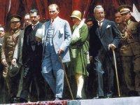 Cumhuriyet'in 95. yıldönümünü kutluyoruz