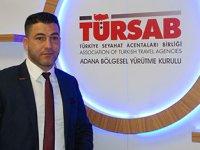TÜRSAB Adana'da Şirin yeniden başkan
