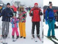 Ruslar kış tatili için yine Erciyes'e gelecek