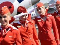 Aeroflot, 50. yılını İstanbul'da kutladı