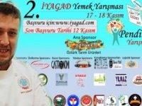 İstanbul Yeditepe Aşçılar Derneği yarışması heyecanı