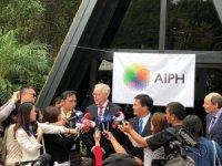 2018 Taichung Dünya Fuarı'nda Topluluk Bahçesi açıldı