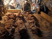 Mısır'da 3500 yıllık mezar bulundu