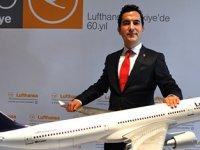 Lufthansa'nın Müdürü Kemal Geçer
