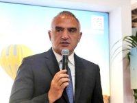 Turizm Bakanı Ersoy:Turistsayısında 40 milyonu geçeceğiz