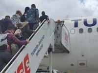 Türkiye'de hava yolu yolcu sayısı 182 milyonu aştı