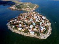Gölyazı köyü böyle değişti...