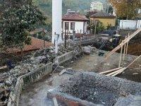 Trabzon BelediyesiTarihi Konukevi'nirestore ediyor