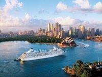 """Lüks  deniz yolculuğu """"The Cruise Line"""" ile Türkiye'de"""
