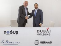 Meraas ve Dubai Holding, D-Marinile Dubai marina merkezi