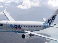 Dev hava yolu şirketi Flybe,satılıyor