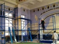 134 yıllık tarihi Casa Garibaldi Binası 10 yıllığına TÜRSAB'ın