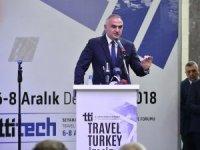 Bakan Ersoy: Turizmde üst lige çıkma zamanı geldi