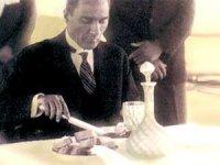 Atatürk'ün en sevdiği yemek kuru fasulye