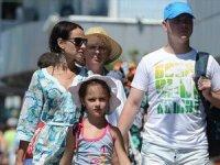 TÜROBraporu:Ukraynalı turist Türkiye'den vazgeçmiyor