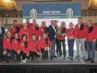Fikret Öztürk Golf Turnuvası'nın birincisi Taurus Golf Kulübü