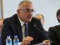 Bakan Ersoy: Bizim mazeretimiz kalmadı artık, tek eksiğimiz fon