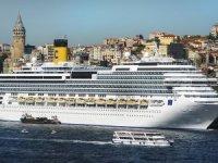 Galataport'ta 80-100 arası gemi ağırlayacağız