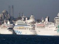 Türkiye'ye 600'den fazla kruvaziyer gemi bekleniyor!