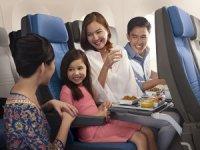 Singapur Airlines ilk A350-900 uçağı Adelaide'a uçtu