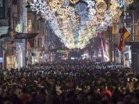 İstanbul'da yılbaşı kutlamaları iptal...Şişli Belediyesi konserivar