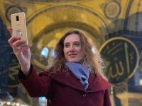 'Müzede Selfie Günü' kutlamaları yapılıyor