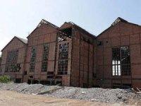 Tarihi elektrik fabrikası, 11 dönümlük arazisiylesatışa çıkarıldı