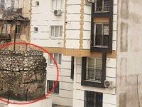 'Ecdat' apartmanı: Tescilli Osmanlı sarnıcının yanına bina diktiler