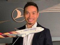 Türk Hava Yolları'nın yeni yüzü Yuto Nagatomo