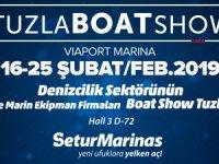 Setur Marinaları çok özel fırsatlarıylaTuzla Boat Show'da