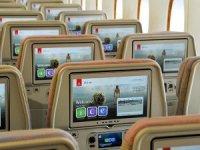 Emirates'ten uçağa binmeden eğlence tercihlerini ayarlıyor
