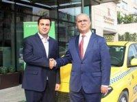 Dubaili Careem, taksicilerleiş birliği yaptı