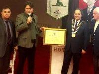 Skal Marmara, Murat Yumak'ı Gürcistan'a uğurladı
