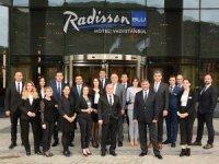 Radisson Blu Hotel Vadistanbul, acenteleri ağırladı
