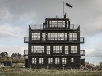 II. Dünya Savaşı'nın havalimanı gözlem kulesi otel oldu