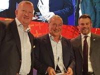 The award was presented at Forum de FIHA in Marrakech