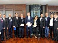 Turizmcilerin tedarikçilerle buluşmasına İzTO desteği