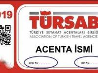 TÜRSAB yeni plakalarla ilgili acentelere duyuru yaptı