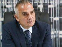 Bakan Mehmet Ersoy sektörle buluşmaya başladı