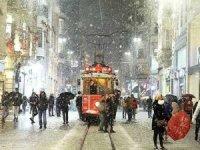 İstanbul beyaza büründü, THY seferleri iptal
