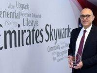"""Emirates Skywards, """"Yönetimde Mükemmellik"""" ödülünü aldı"""