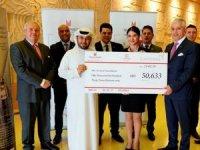Millennium Hotels and Resorts: Al Jalila Vakfı'na cömert bir bağış