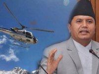 Nepal'de helikopter kazası: Turizm Bakanı hayatını kaybetti