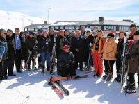Erciyes Kış sporları Merkezi'ne50 yataklı yeni bir otel